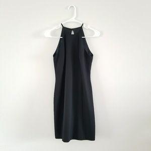 Laundry by Shelli Segal Black Cocktail Dress Sz 4